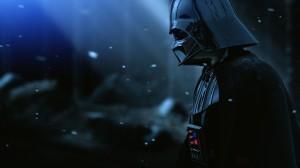 Star Wars dart weider