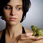 Девочка и жаба